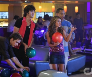 """90210 Music from """"Lucky Strike"""""""