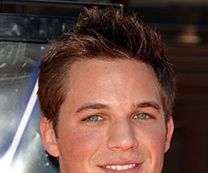 Matt Lanter Cast on 90210