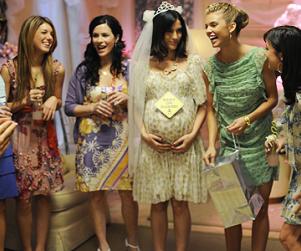 90210 Spoiler Pics: Here Comes the Pregnant Bride