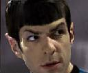 Confirmed: Zachary Quinto to Play Spock