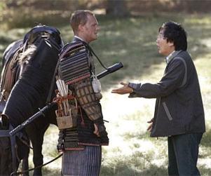 A Revealing Heroes Photo: David Anders as Takezo Kensei
