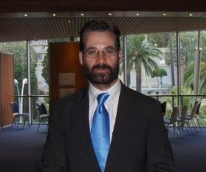 An Adrian Pasdar Picture: Our Bearded Hero