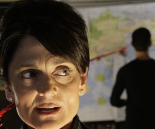 Angela Petrelli: Company Woman?