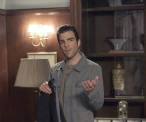 Zachary Quinto: Not Leaving Heroes