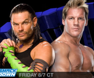 WWE Smackdown Spoilers, Results for 5/8/09