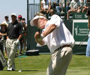 Jack Wagner: Top Celebrity Golfer