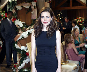 The Young and the Restless Fashion: Victor and Sabrina's Wedding