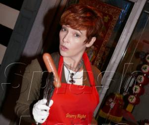 Carolyn Hennesy is a Hot Dog Helper