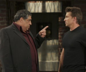 General Hospital Spoiler Pic: A Vincent Pastore Sighting!