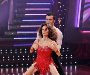 Susan Lucci Quicksteps to a Solid Score