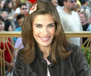 Kristian Alfonso Fashion: The Actress Steps Out