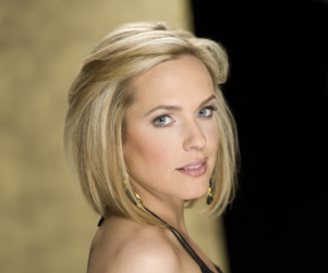 Arianne Zucker is a Charitable White Water Rafter