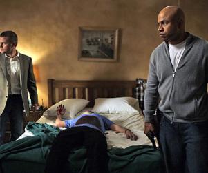 NCIS: Los Angeles Series Premiere Clip, Photos