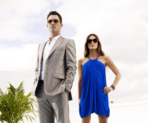 Burn Notice Promo Pics for Season Three