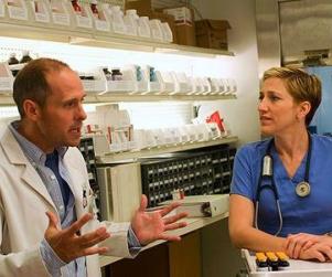 Nurse Jackie Spoilers: An Exposed Affair