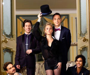 The Big Bang Theory Cast in Watch Magazine