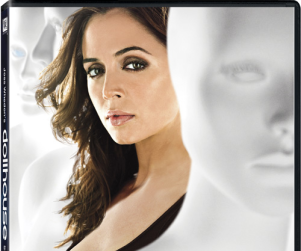 Dollhouse Season One DVD Release Date, Cover Art