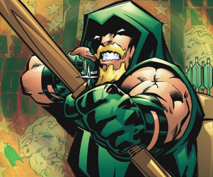 The CW Nearing Deal for Green Arrow Pilot