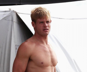 Spotted on 90210 Set: Trevor Donovan, Cute Gals