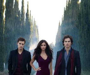 New Vampire Diaries Poster: Hot!