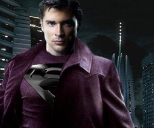 Revealed: The Smallville Superman Costume!