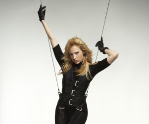 Beth Riesgraf Previews Character Arc on Leverage