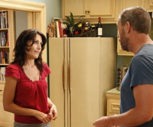 Lisa Edelstein Pushes for More Cuddy Sex