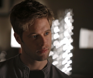 Shaun Sipos to Go Dark on The Vampire Diaries