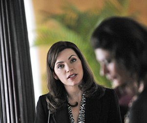 "The Good Wife Recap: ""Stripped"""