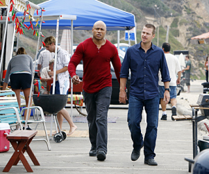 "NCIS: Los Angeles Photos from ""The Only Easy Day"""