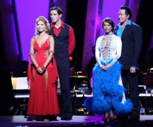 Albert Reed Voted Off Dancing with the Stars