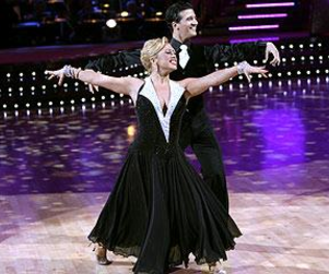Sabrina Bryan Blogs About Dancing with the Stars