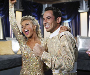 Helio Castroneves Captures Dancing with the Stars Crown