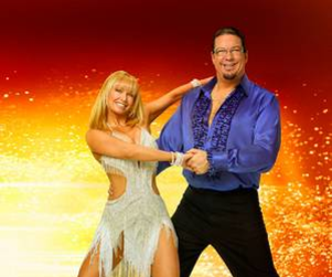Monica Seles and Penn Jillette Discuss Dancing With the Stars Highlights, Departure