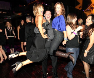 Cheryl Burke and Karina Smirnoff: Hot in Hollywood