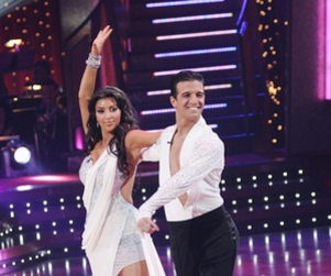 A Photo Montage of Dancing With the Stars, Week Two