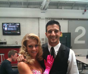 Melissa Joan Hart and Mark Ballas: Ready to Dance!