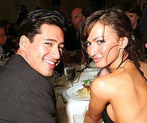 Caught! Karina Smirnoff Spotted with Mario Lopez