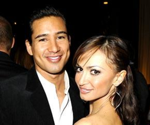 Karina Smirnoff and Mario Lopex Break Up. For Real.