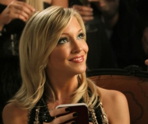 Blair Beware: Katie Cassidy to Shake Up Gossip Girl