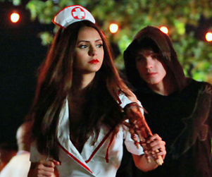 "Vampire Diaries Halloween Episode to Showcase ""Enormous"" Event"