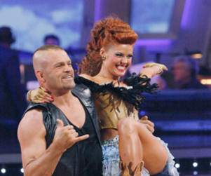 Chuck Liddell, Anna Trebunskaya Kicked Off Dancing with the Stars