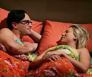 A Knock-Down Fight: Coming to The Big Bang Theory!