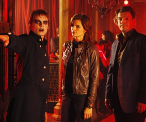 "Castle Episode Stills from ""Vampire Weekend"""
