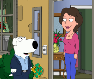 "Family Guy Quotes: ""Brian's Got a Brand New Bag"""