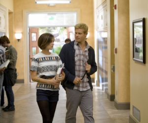 Teddy or Dixon? Jessica Stroup Teases Future Relationships on 90210