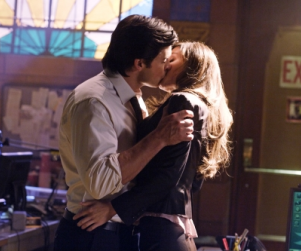 "Smallville Episide Stills from ""Crossfire"""