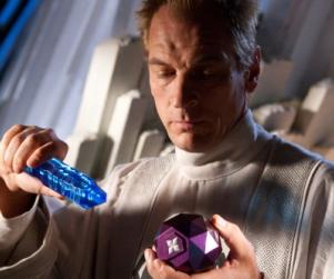 "Smallville Clip, Pics from ""Kandor"""