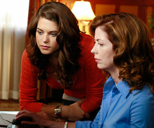 Lyndsy Fonseca: Returning to Desperate Housewives