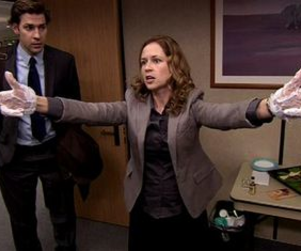 "The Office Quotes: ""Murder"""